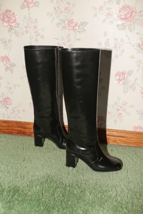 MARYAM NASSIR ZADEH Lune Leather Boots vqqwk6sSH