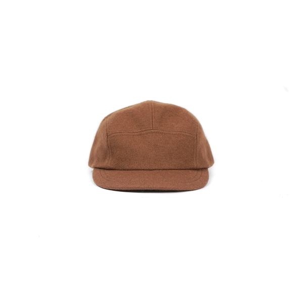 Maple Trail Cap Wool - Brown