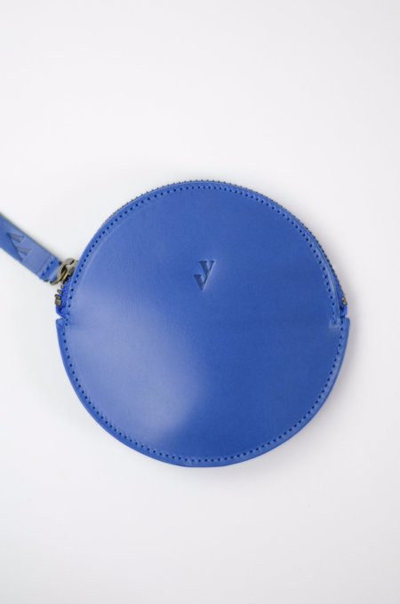 VereVerto Mon Coin Purse - Cobalt