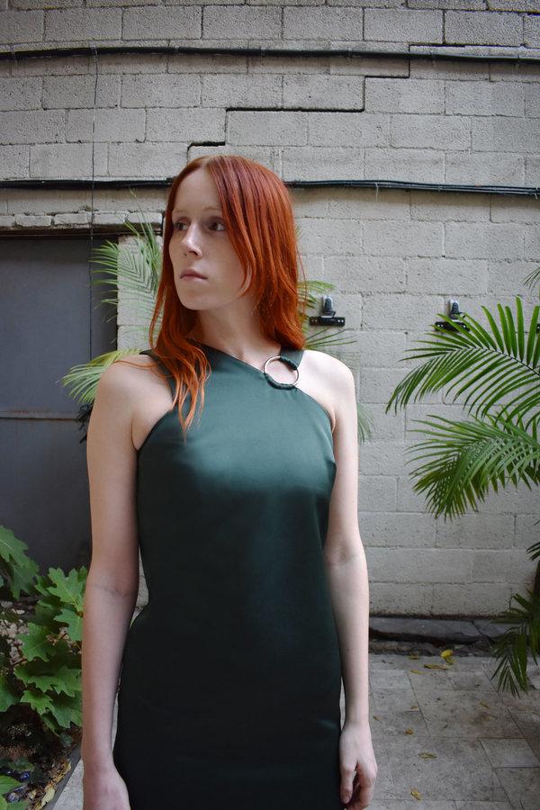 Nomia Cutout Ring Dress