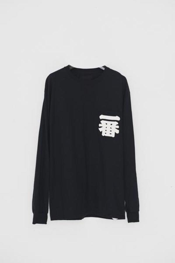 Assembly New York Cotton Long Sleeve Ichiban T-Shirt