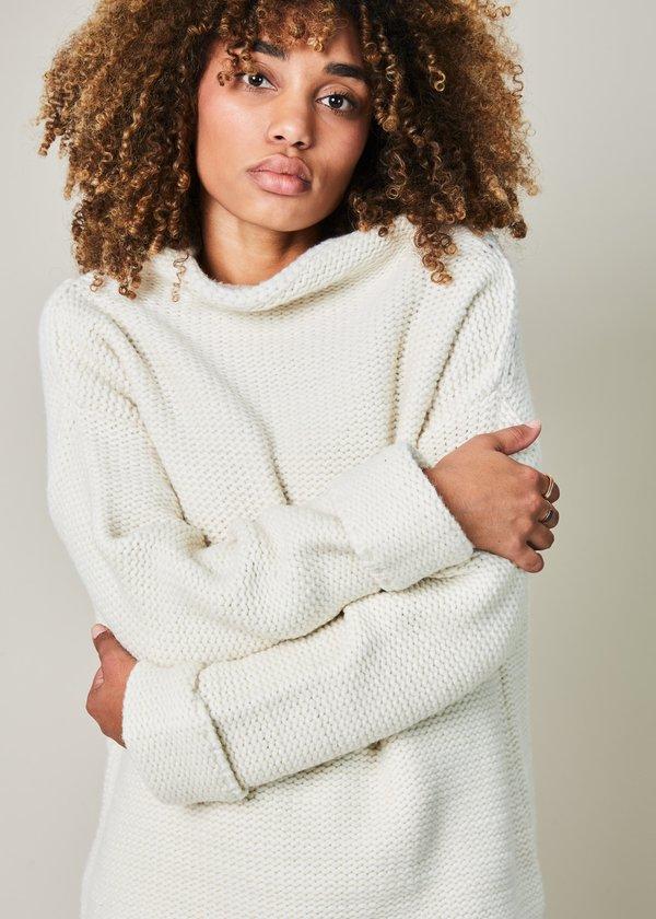 YMC Women's Simone Heavy Knit Sweater