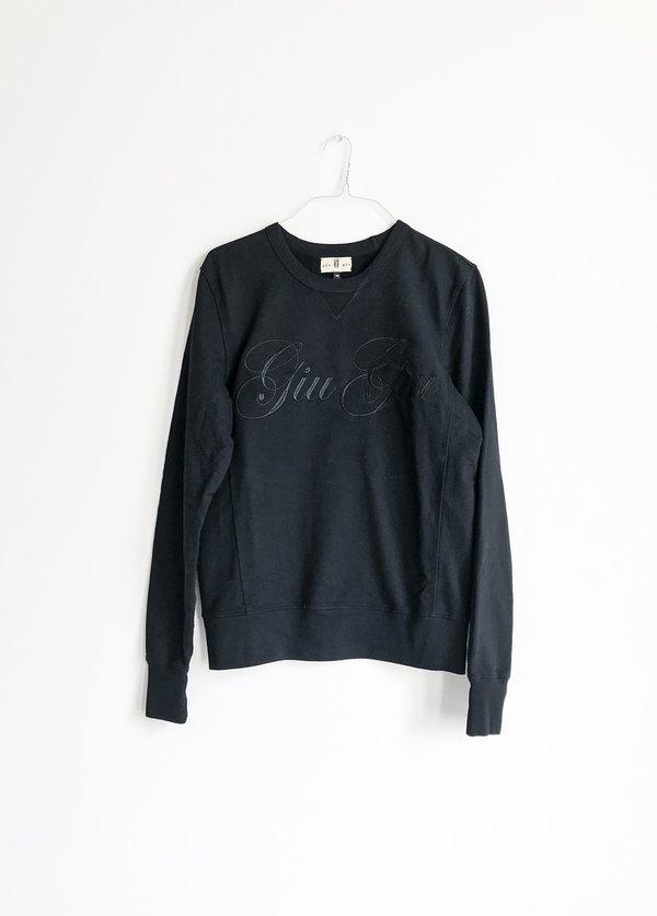 giu giu Cache-Cache in Black on Black
