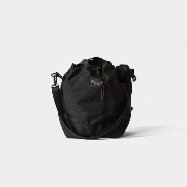 BagsInProgress Bucket Tote - Black