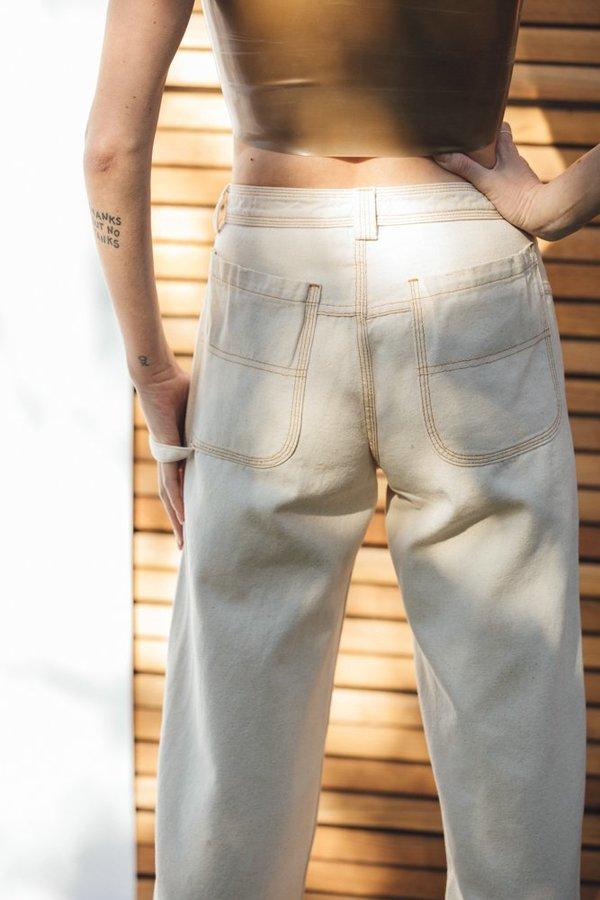 Rachel Comey Harbour Pant - Natural