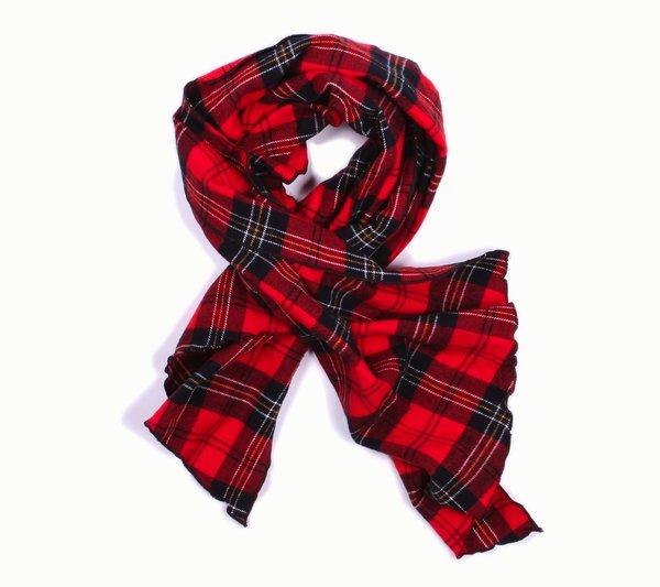 Plaid flannel scarves Cotton Engineered Garments Long Scarf Redblack Plaid Flannel Ebay Engineered Garments Long Scarf Redblack Plaid Flannel Garmentory