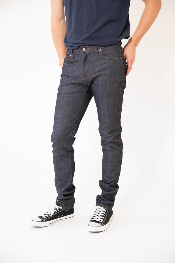 Naked & Famous Super Skinny Guy Two Way Stretch