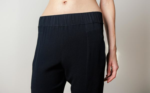 Shaina Mote Ivo Pant in Black Ink