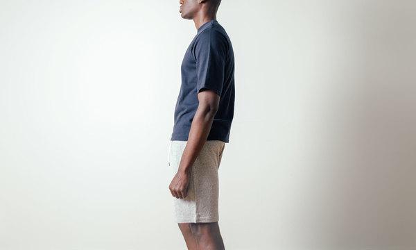 Coltesse Nata Shorts in Grey