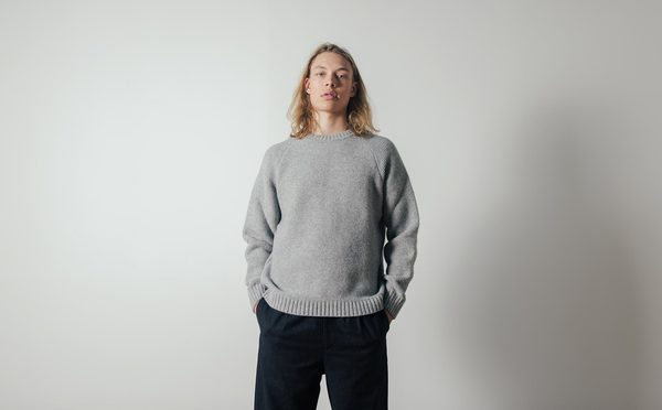 Coltesse Mirage Sweater in Light Grey