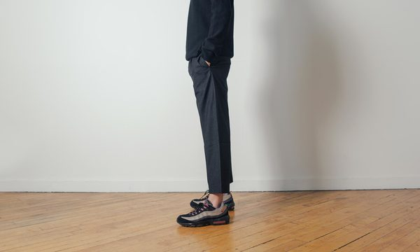 Coltesse Paradiso Pant in Dark Gray