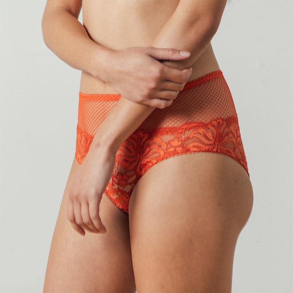 Lonely Lena Brief in Paprika