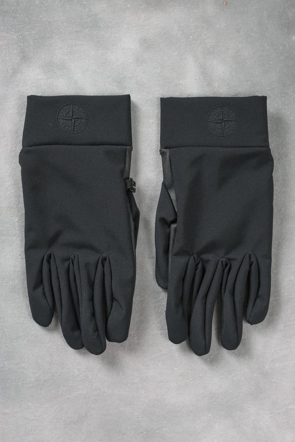 Stone Island 92280 Soft Shell-R Gloves