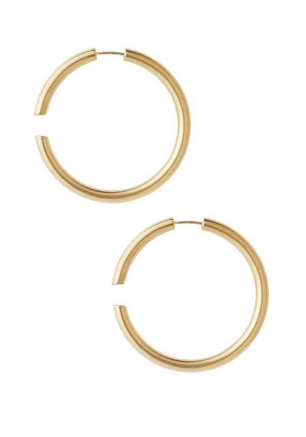 Maria Black Disrupted 48 Earrings - Gold