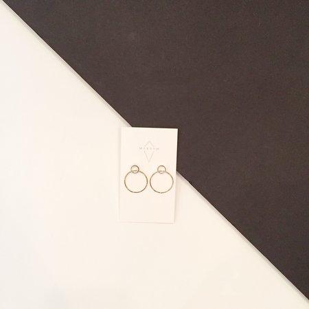 Maksym Boaj Loop Earrings