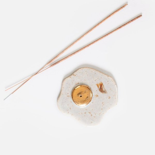 EUNBI Fried Eggy Incense Stick Holder