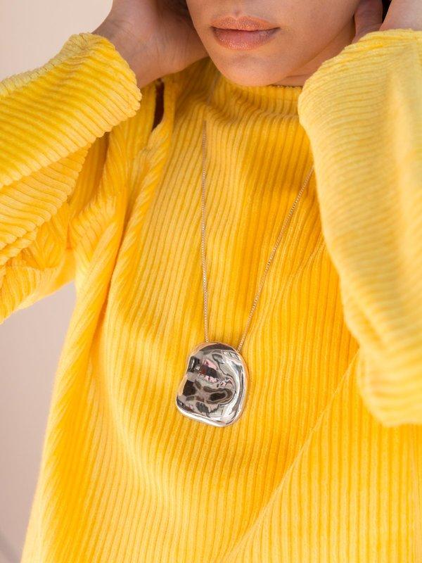 FARIS Big Dip Necklace