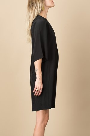 Correll Correll Coco Medium Dress In Black