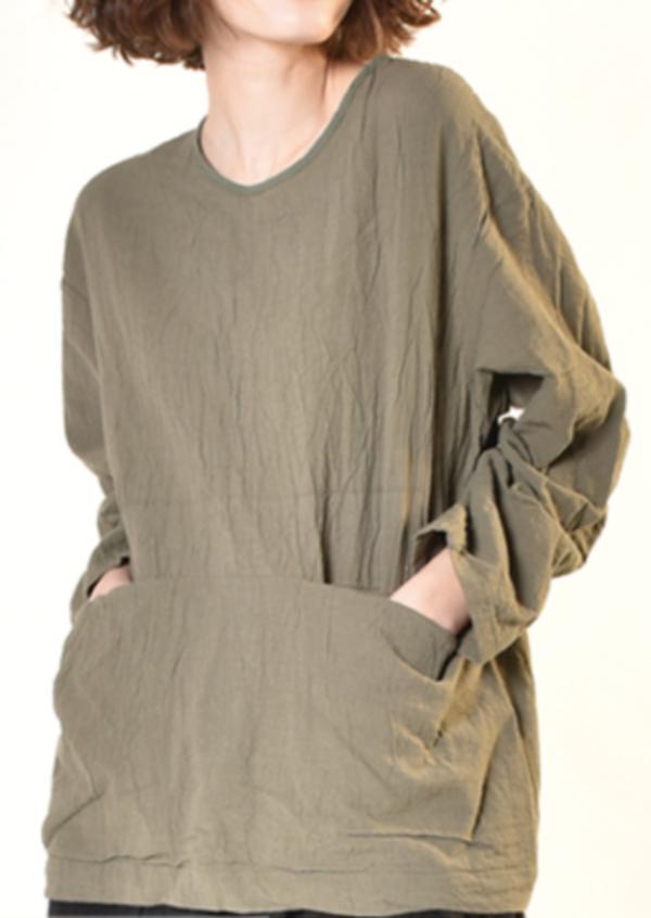 Uzi NYC Pocket Blouse - more colors