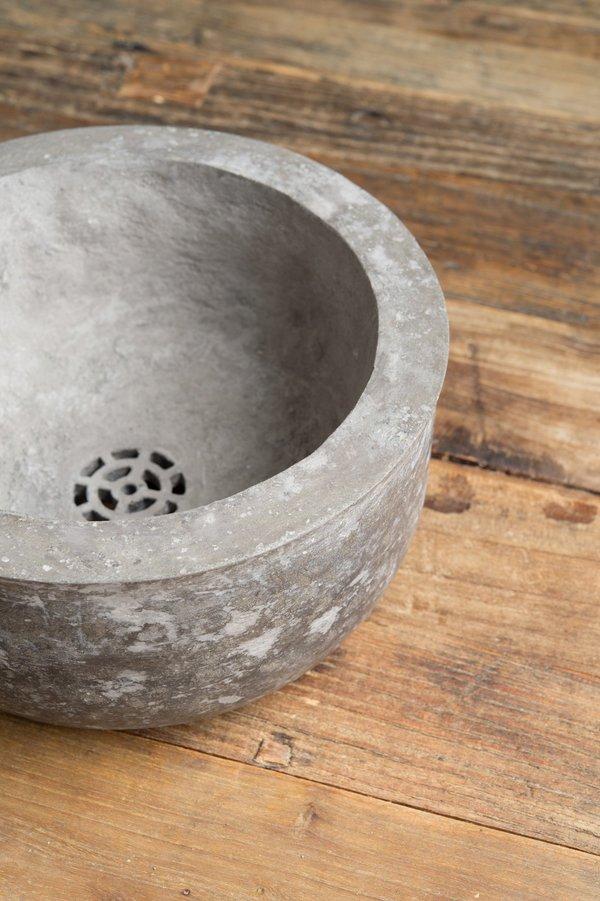 apotspot Grace Planter In Cement