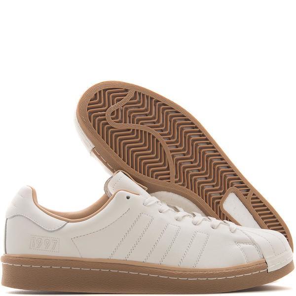 Adidas Consortium serie Kasina Superstar boost / blanco garmentory