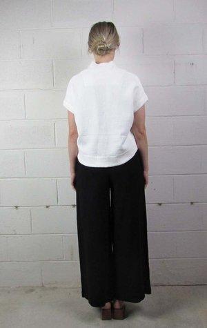 7115 by Szeki wide-legged trouser