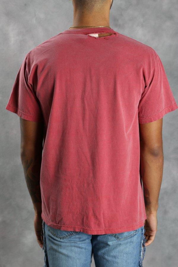 Ev Bravado Scared Distressed T-Shirt