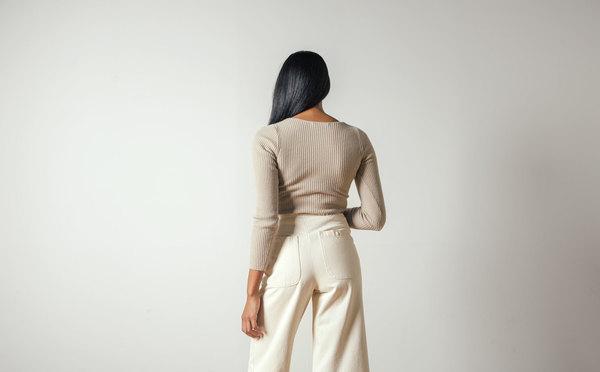 Shaina Mote Curve Sweater