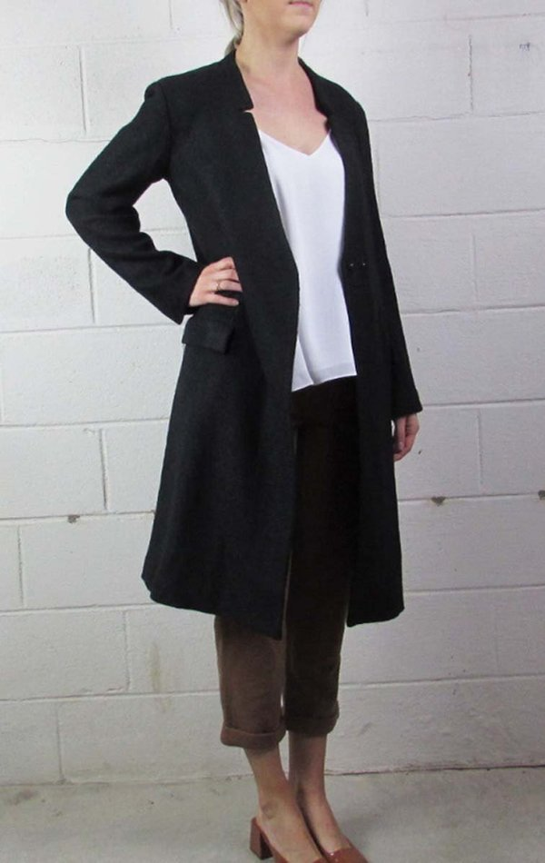 Third Form formalities coat