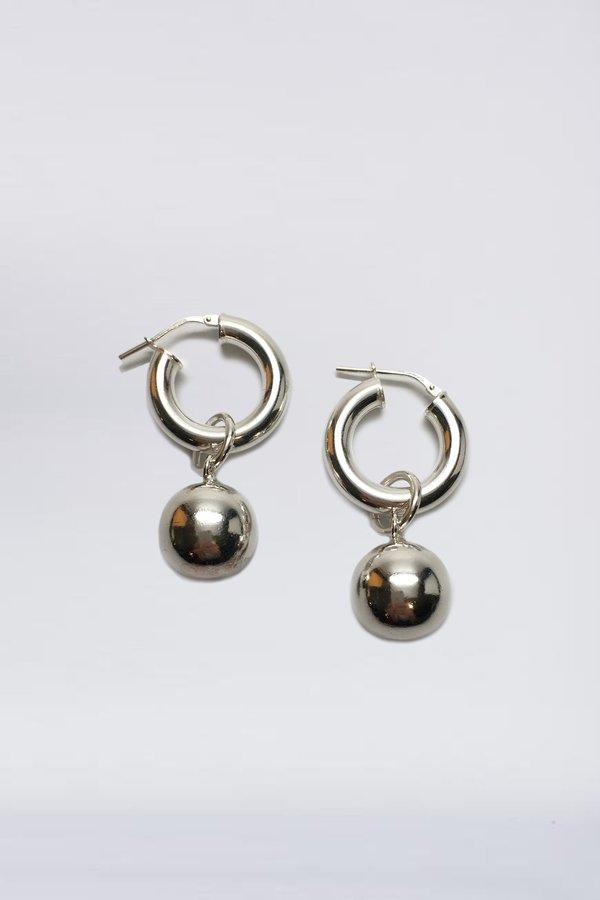 Sorelle Silver Penelope Hoops