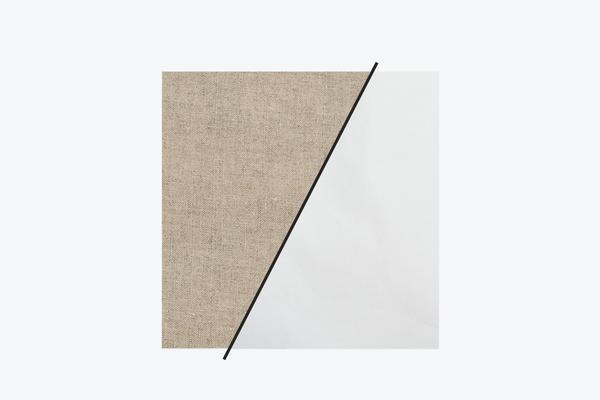 Morrow Soft Goods Duvet Set Two Tone Linen