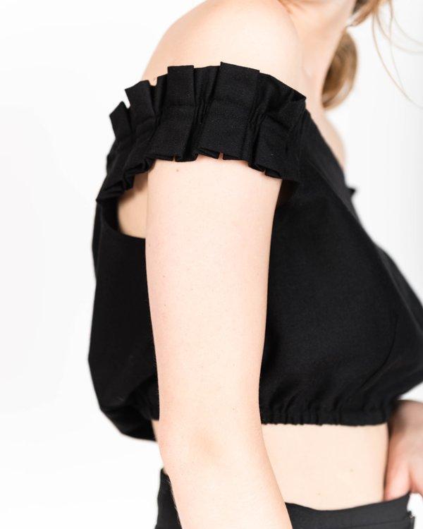 Samantha Pleet Tudor wool top
