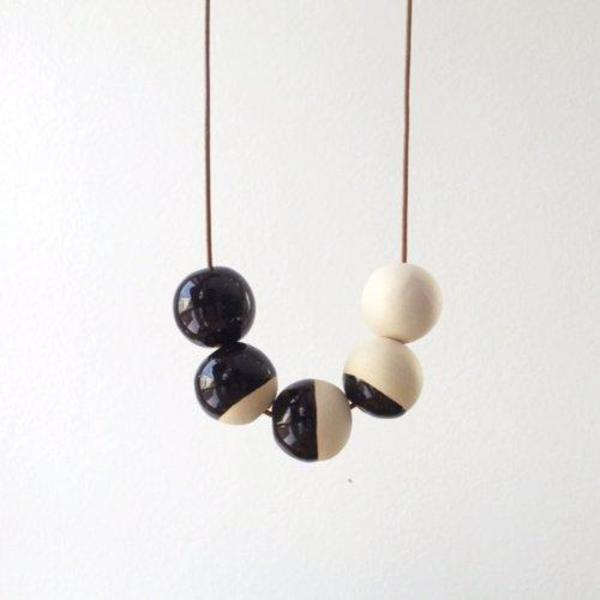 Shayna Stevenson Moon Phase Necklace