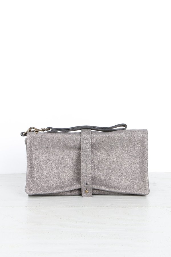 Stitch and Tickle Traveler - Pewter