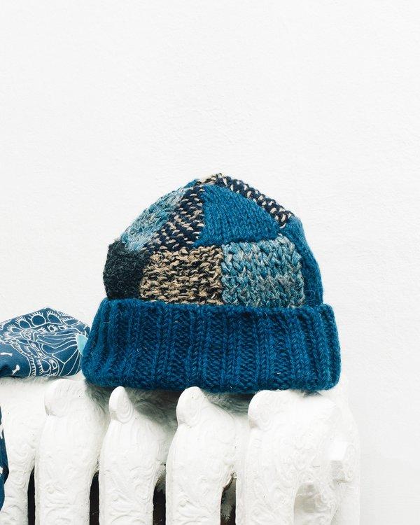 Kapital Hand Knit Tugihagi Cap