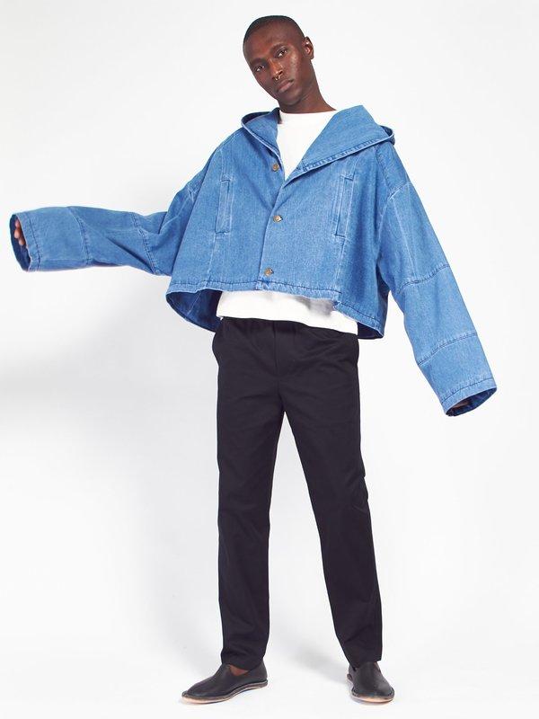 69 Cropped Big Boy Jacket