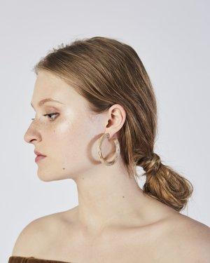 Paloma Wool Cleo loop earrings
