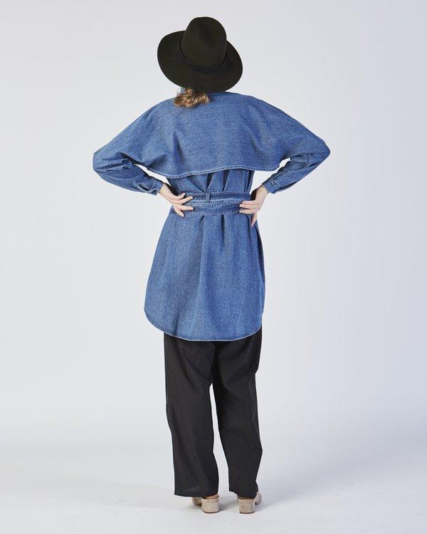 69 Denim safari denim dress