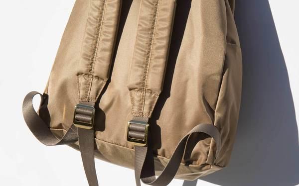 Porter Sand Nylon Daypack