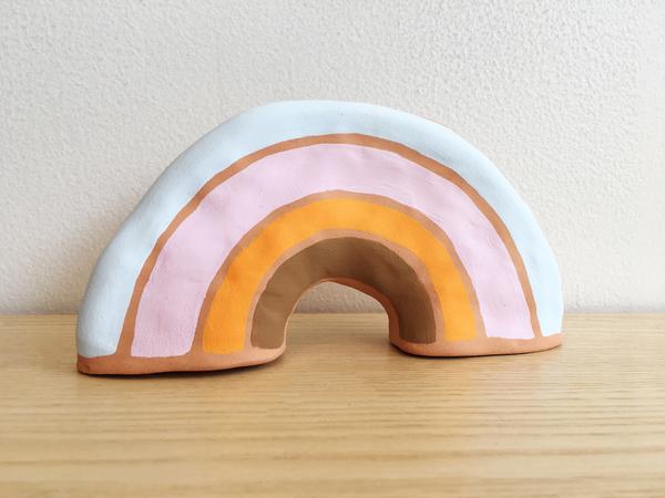 ELOEIL Standing Rainbow, Orange Arch