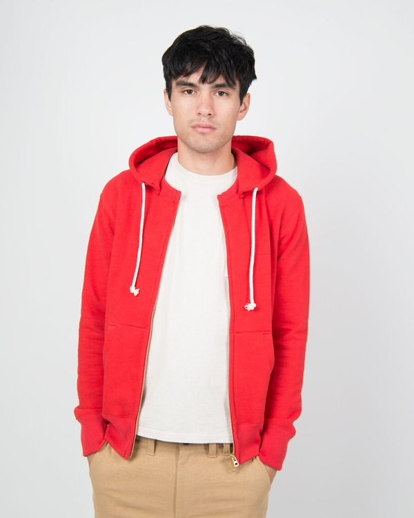 Jackman Sweat Parka