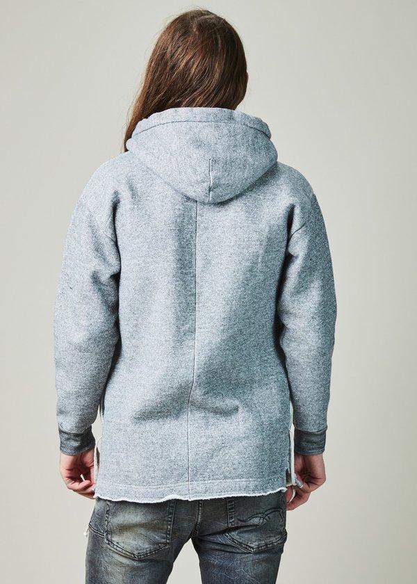 Homecore Hoodter Sweatshirt - Ash Heather