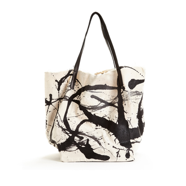 OAK + Graf Lantz Loak City Tote Splattered Paint