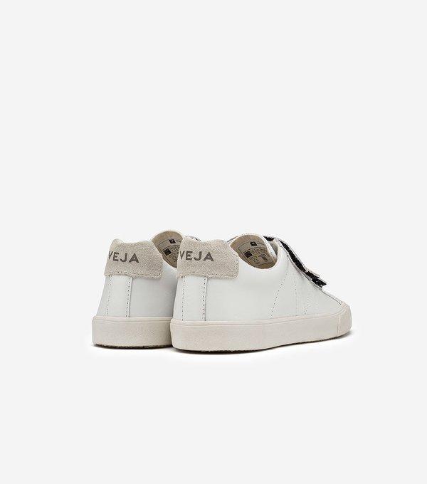 UNISEX Veja 3 Lock Extra White Pierre Sneaker