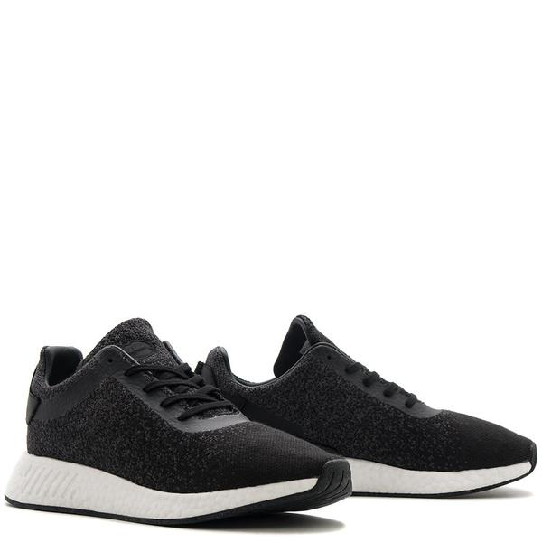 check out 4117f 410dd Adidas by Wings + Horns NMD R2 PK - Core Black