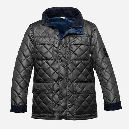 Arctic Bay London Light-Weight Jacket - Imperial Black