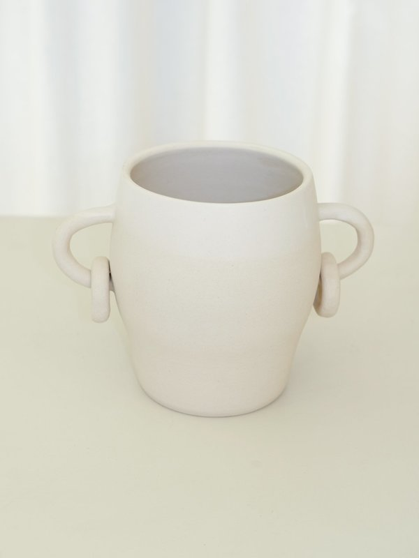 Notary Ceramics Large Earring Vase