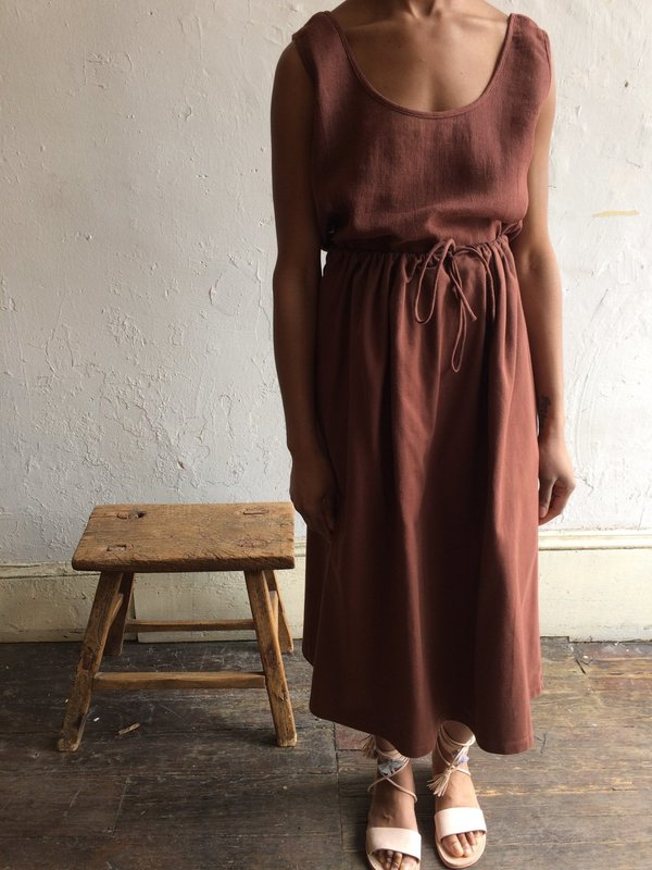 Revisited Cotton Skirt