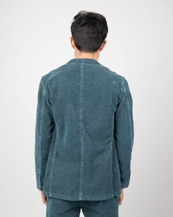 Men's Eidos Indigo Corduroy Jacket