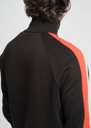 Harmony Dark Brown Sofian Sweatshirt